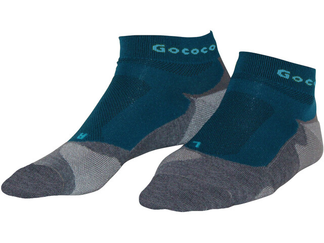 Gococo Light Sport Socks Petroleum